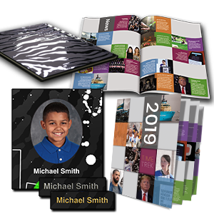 Examples Of Customization For Your Yearbook